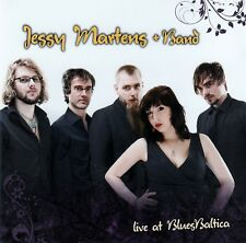 JESSY MARTENS + BAND : LIVE AT BLUES BALTICA / CD - TOP-ZUSTAND