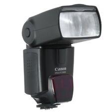 CANON SPEEDLITE 580EX 580 EX SHOE MOUNT FLASH LIGHT 4 EOS DSLR CAMERA