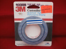 Vintage NOS 3M Customline High Performance Striping Blue 92308