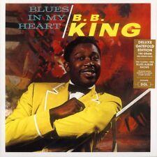 B.B. King BLUES IN MY HEART 180g GATEFOLD Dol BB New Sealed Vinyl Record LP
