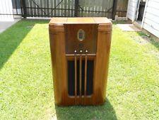 1936 Philco Model 660 Antique Cabinet Radio