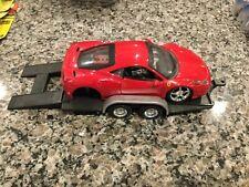 Maisto 1:24 Ferrari 458 Italia w/Trailer