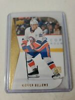 2020-21 Upper Deck 94-95 Die cut Kieffer Bellows New York Islanders