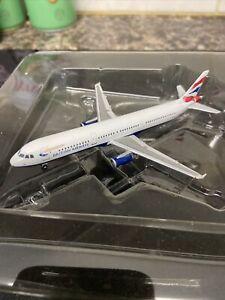 British Airways A321 Gemini Jets Model