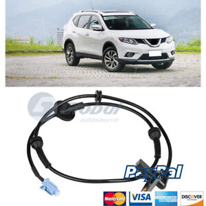 GA 47911-EQ010 Front Left ABS Sensor Fit Nissan X-TRAIL T30 2003-2007 2.5L L4