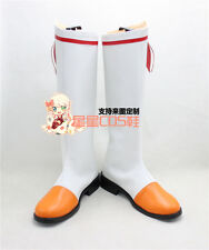 Pretty Cure Suite Precure Cure Sunny Smile Halloween Cosplay Shoes Boots X002