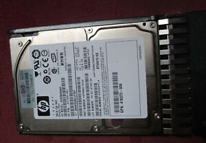 HP DH036ABAA5 431930-001 36GB 15K SAS S5K Includes Caddy