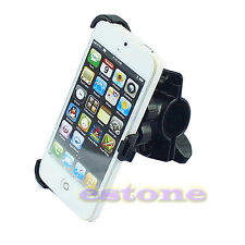 Bike New Bicycle Cycle Handlebar Mount Stand Cradle Holder Kit For iPhone 5 5G