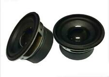 2pcs 52mm 4Ω 5W Full range speaker Round Loudspeaker For smart robot Audio Parts