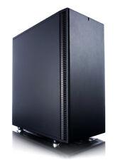 Fractal Design define C torre negro - caja de ordenador