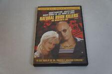 NATURAL BORN KILLERS THE DIRECTORS CUT DVD