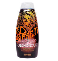 Ed Hardy OBNOXIOUS Extreme Bronzer Tingle Tanning Lotion 10 oz