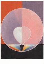 Tarjeta de arte: hilma af Klint-the Dove nº 2, 1915
