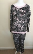 Adore Femmes Pyjamas Taille 12-14 Imprimé Animal