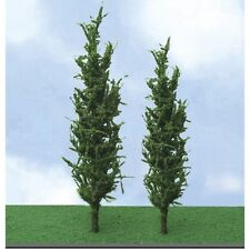 "JTT Scenery Poplar Tree N-Scale 2.75"" - 3.5"" Pro-Elite Series 4/pk 92218"