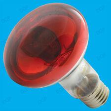 12x 60W R80 farbig Reflektor dimmbar Disco Strahler Licht Glühbirnen ES E27