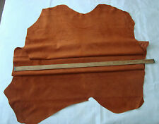 SOFT TAN  PIG SUEDE--  SEWING, FASHION, TRIMMING, #2579