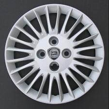 "Lancia Ypsilon Oro Kit 4 Copricerchi coppa ruota 15/"" cod 4289"
