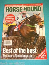 HORSE & HOUND - COMPETE FOR LESS THIFTY TIPS - MARCH 20 2003