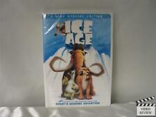 Ice Age (DVD, 2002, 2-Disc Set, Includes Full Frame ...
