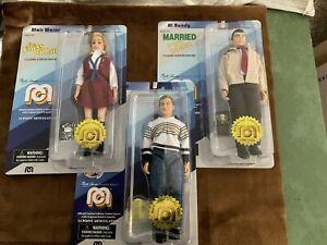 Mego dolls lot 3 action figures