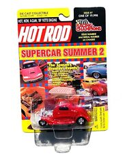 RACING CHAMPIONS 32 FORD COUPE HOT ROD SUPERCAR SUMMER 2 1:64 SCALE