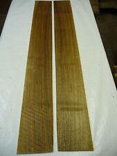Walnussholz Zargen, Tonholz; 102x13x0,5cm; Artnr 47; 1 Paar