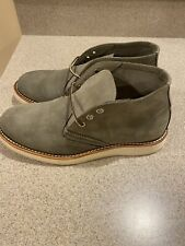 New Red Wing Work Chukka 3144 Size US 7D