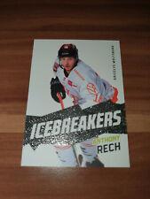 DEL 20-21 2020-2021 ICEBREAKERS #IB14 Anthony Rech Grizzlys Wolfsburg