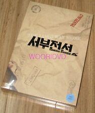 THE LONG WAY HOME / Seol Kyung Gu / 2 DISC KOREA WAR MOVIE DVD LIMITED ED NEW
