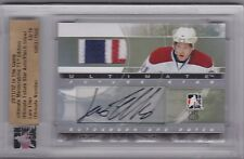 Lars Eller 11/12 ITG Ultimate Memorabilia Future Star Patch Auto /19