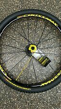 "Mavic Crossmax SL Pro XD Drive MTB Bicycle Rear Wheel New 29"" 6bolt disc yellow"