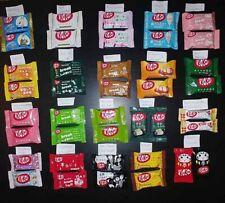 Japanese Kit Kat Variety Pack 40 kit kats 20 different flavors