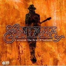 "Santana ""Carnaval: the Best of santana"" 2 CD NEUF"