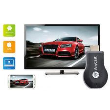 Full HD 1080P HDMI WiFi TV Stick AnyCast DLNA Wireless Chromecast Airplay Dongle