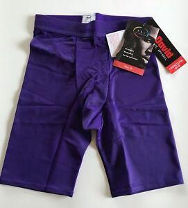 McDavid 810 Compression Shorts, Purple