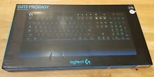 Logitech G213 Prodigy QWERTY UK Layout RGB Gaming Keyboard