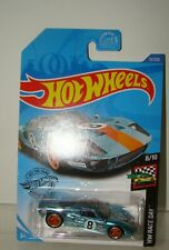 Hot Wheels 2020 Super Treasue Hunt Ford GT-40 MOMC Protecto Pak