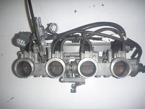 Honda CBR1100XX 2001 Throttle bodies
