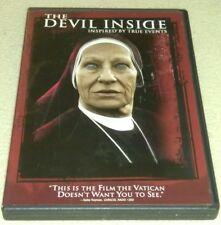 The Devil Inside (DVD, 2012 *HORROR *HALLOWEEN