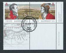 Guernsey 2012 guerra de 1812 par Fine Used