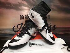NEW Nike Mercurial X Proximo IC Indoor Soccer 718774-100 - SZ-10 Black/white