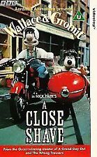 Wallace And Gromit - A Close Shave (VHS/H, 1995)