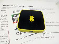 ALCATEL EE40VB Sbloccato Osprey hai un Router MiFi 4G LTE 3G mobile hotspot WiFi modem wireless