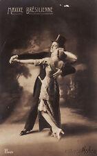 * BRAZIL - Maxixe Brésilienne - Dancers 1914