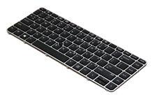 HP EliteBook 840 G3 Genuine Laptop Backlit Keyboard 836308-001 GRADE A
