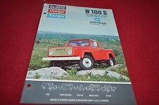 Dodge Fargo DeSoto W 100  S Truck Dealer's Brochure YABE12 ver3