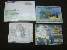 12 KAWASAKI ATV KVF300 KVF 300 BRUTE FORCE OWNERS MANUEL #Y15