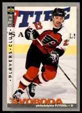 1995-96 Collector's Choice Player's Club  Petr Svoboda #93
