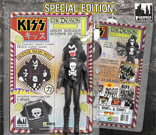 KISS Hotter Than Hell 12 Inch Action Gene Simmons Demon Figure Variant BLOODY